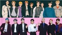 BTS thắng đậm, NCT 127 trình diễn bùng nổ tại MTV EMAs
