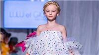 VIDEO: Mất cả hai chân, thiên thần 9 tuổi này vẫn tự tin tỏa sáng trên sàn diễn thời trang thế giới