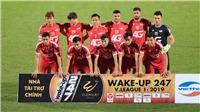 VIDEO: Trực tiếp Bình Dương vs Viettel (17h, 8/4), vòng 4 V-League 2019. Trực tiếp BĐTV, FPT Play