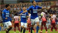 VIDEO: Trực tiếp Quảng Ninh vs Khánh Hòa (18h00, 28/04). Nhận định V League 2019 vòng 7