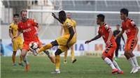 VIDEO: Nhận định SLNA vs Nam Định (17h00, 27/04). Trực tiếp Wake-up 247 V League 2019