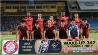 VIDEO: Trực tiếp bóng đá Khánh Hòa vs TPHCM (17h ngày 6/5). Nhận định V League 2019