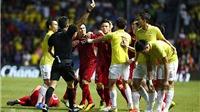 VIDEO Thái Lan 0-1 Việt Nam: Những pha phạm lỗi, chơi xấu, đá bẩn thể hiện sự cay cú của cầu thủ Thái