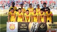 VIDEO: Trực tiếp Nam Định vs Hà Nội (17h ngày 24/5). Trực tiếp bóng đá V League 2019