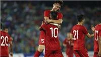 VIDEO U23 Việt Nam 2-0 U23 Myanmar: Tiến Linh và Việt Hưng tỏa sáng trong trận đấu có 2 thẻ đỏ