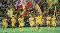 Trực tiếp bóng đá: Nam Định vs Thanh Hóa (17h00, 17/07). VTV6, Bóng đá TV trực tiếp bóng đá