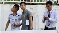 VIDEO: HAGL 1-2 Quảng Nam: Hồng Duy chấn thương, nghỉ 10 ngày