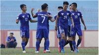 VIDEO Bàn thắng và highlights HAGL 1-2 Quảng Nam. Bảng xếp hạng V.League 2019 vòng 14