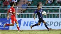 VIDEO: U18 Việt Nam cần thận trọng trước U18 Campuchia nếu không muốn bị trả giá như người Thái