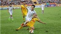 VIDEO: Bàn thắng và Highlights Nam Định 2-2 HAGL, V League vòng 19