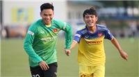 VIDEO bóng đá: Đội tuyển Việt Nam thư giãn và thả lỏng hướng tới trận đấu với Malaysia