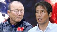 Thái Lan vs Việt Nam: Ngày Park Hang Seo đấu trí với Akira Nishino
