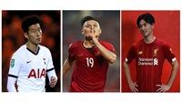 Quang Hải, Son Heung min và Minamino: Ai sẽ là cầu thủ xuất sắc nhất châu Á 2019?