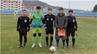 U23 Việt Nam chia tay Hàn Quốc bằng chiến thắng 3-2 trước đội hạng ba
