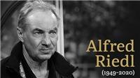 Bóng đá Việt Nam và di sản của HLV Alfred Riedl