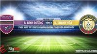 Soi kèo nhà cái Bình Dương vs Thanh Hóa. BĐTV. Trực tiếp bóng đá Việt Nam hôm nay