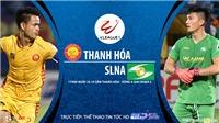 VIDEO: Soi kèo nhà cái. Thanh Hóa vs SLNA. Trực tiếp bóng đá Việt Nam 2020
