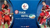 Soi kèo nhà cái TPHCM vs Viettel. Trực tiếp bóng đá vòng 2 V-League 2020