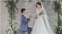 Những khoảnh khắc xúc động trong đám cưới của Duy Mạnh - Quỳnh Anh