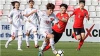 Nữ Việt Nam đấu với Hàn Quốc: Thuốc thử hạng nặng cho tham vọng giành vé dự Olympic