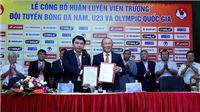 Ấn định ngày HLV Park Hang Seo sẽ chính thức kí hợp đồng mới với VFF
