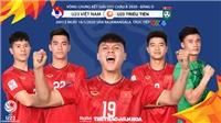 Soi kèo nhà cái U23 Việt Nam đấu với U23 Triều Tiên. VTV6 trực tiếp bóng đá VCK U23 châu Á