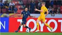Soi kèo nhà cái U23 Australia vs U23 Bahrain, VCK U23 châu Á 2020. VTV6 trực tiếp
