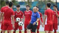 VIDEO bóng đá: Tuyển Việt Nam hội quân, sẵn sàng đấu Thái Lan và UAE tại vòng loại World Cup 2022