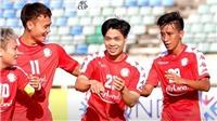 Trước trận Toyota Lào vs TPHCM: Khách lấn chủ