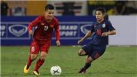 Giờ là lúc bóng đá Việt Nam vượt lên trên người Thái!