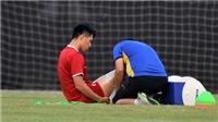 U23 Việt Nam: Sự vắng mặt Đình Trọng và nỗi lo của ông Park