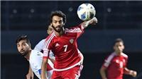 Soi kèo nhà cái U23 UAE đấu với U23 Uzbekistan. VTV6 trực tiếp bóng đá VCK U23 châu Á