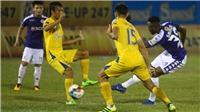 VIDEO: Highlights Khánh Hòa 0-0 Hà Nội, V-League 2019 vòng 5