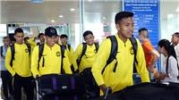 VIDEO bóng đá Việt Nam: Malaysia đến Hà Nội. Ngày mai Văn Hậu sẽ hội quân