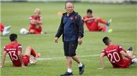 HLV Park Hang Seo và bài toán AFF Cup hay vòng loại World Cup?