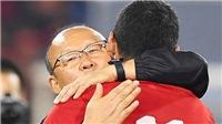 Vì sao HLV Park Hang Seo tiếc nuối khi Anh Đức từ giã đội tuyển Việt Nam?