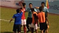 VIDEO: Xem lại bàn thắng không được công nhận khiến Phố Hiến tan mộng dự V-League