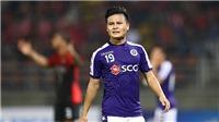 VIDEO: Khánh Hòa 0-0 Hà Nội: Quang Hải đi bóng và dứt điểm như Messi