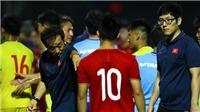 Đây là lý do vì sao ông Park không muốn ai mang áo số 10 ở U22 Việt Nam