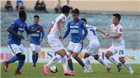 VIDEO bàn thắng HAGL 3-2 Than Quảng Ninh: Văn Toàn tỏa sáng