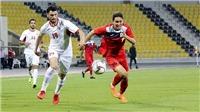 Soi kèo U23 Triều Tiên vs U23 Jordan. Trực tiếp bóng đá VTV6, VTV5
