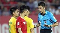 VIDEO Bóng đá Việt Nam hôm nay chiều ngày 22/10: Trọng tài ngoại bắt vòng cuối V-League, Chờ futsal Việt Nam đánh bại Indonesia
