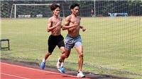 Các tuyển thủ thể thao Việt Nam hối hả chuẩn bị thi đấu thời hậu Covid-19