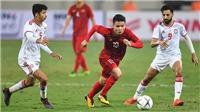 U23 Việt Nam vs U23 UAE: Cái duyên Tây Á và tài điều binh của ông Park