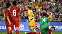 Nữ Australia 5-0 Nữ Việt Nam: Lực bất tòng tâm
