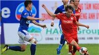 VIDEO: HAGL 3-2 Quảng Ninh: Xem lại pha phối hợp với 7 đường chuyên như Barca của HAGL