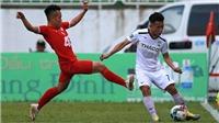 VIDEO: Soi kèo nhà cái HAGL đấu với Viettel. VTV6 trực tiếp bóng đá Việt Nam hôm nay