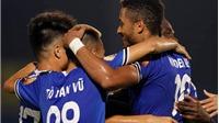 VIDEO: Bàn thắng và highlights B.Bình Dương 1-0 Viettel, V League 2019 vòng 4