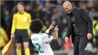 Marcelo và Modric: Những ngôi sao trên sàn diễn Parc des Princes?