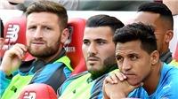 Vì sao Kolasinac mất chỗ ở Arsenal?